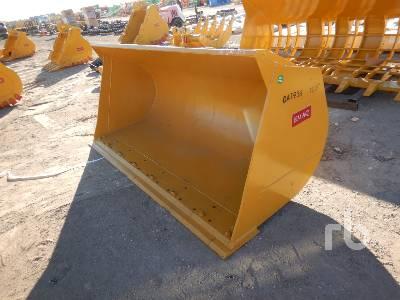 Unused TERAN BKT938G/H 105 In. Wheel Loader Bucket