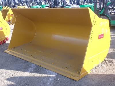 Unused TERAN BKT950G/H116 114 In. Wheel Loader Bucket