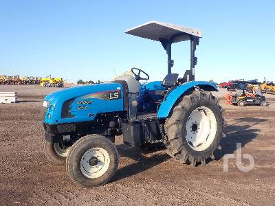 LS K5055 2WD Utility Tractor