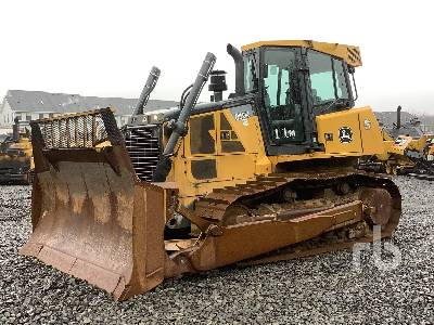 2013 JOHN DEERE 850K Hystat Crawler Tractor