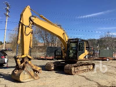 2001 CATERPILLAR 320CL Hydraulic Excavator