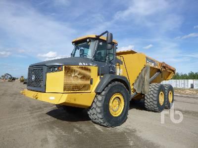 2015 JOHN DEERE 410E 6x6 Articulated Dump Truck