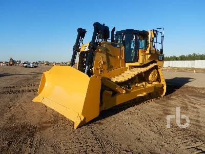 2018 CATERPILLAR D8T Crawler Tractor