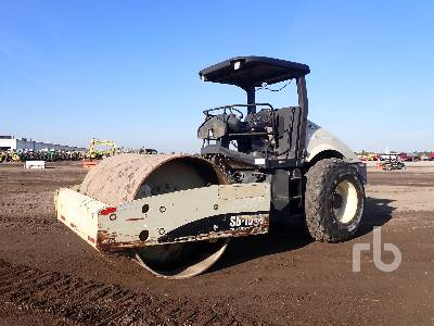 2006 INGERSOLL-RAND SD100D TF Vibratory Roller