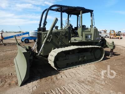 JOHN DEERE 750C Crawler Tractor