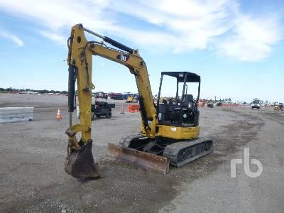 2012 CATERPILLAR 305.5ECR Mini Excavator (1 - 4.9 Tons)