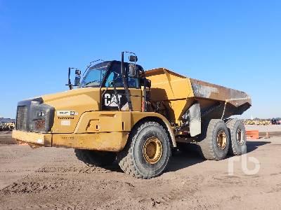 2013 CATERPILLAR 740B 6x6 Articulated Dump Truck