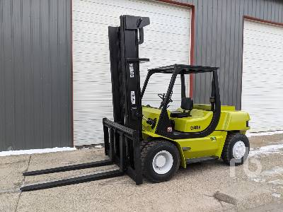 CLARK CMP70 14000 Lb Forklift