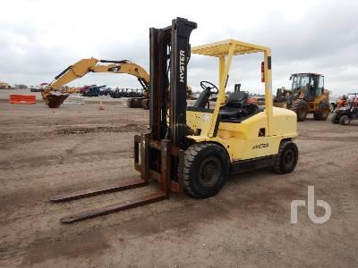 2004 HYSTER H100XM 9100 Lb Forklift