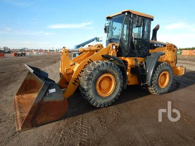 2013 HYUNDAI HL740-9 Wheel Loader