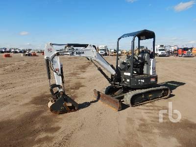 2019 BOBCAT E26 Mini Excavator (1 - 4.9 Tons)