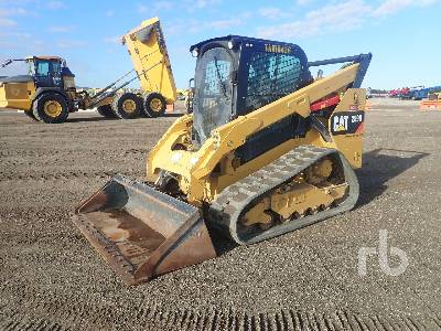 2018 CATERPILLAR 289D Multi Terrain Loader