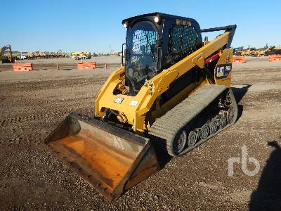 2016 CATERPILLAR 287D XPS 2 Spd High Flow Multi Terrain Loader