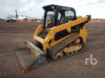 2016 CATERPILLAR 249D Multi Terrain Loader