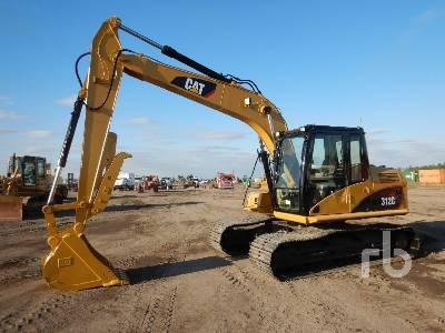 2008 CATERPILLAR 312CL Hydraulic Excavator