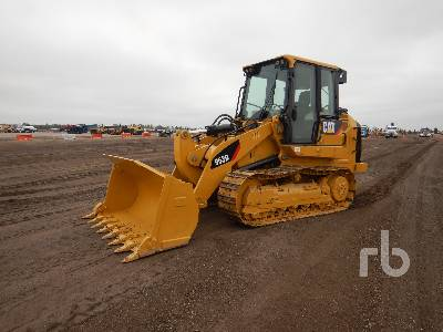 2011 CATERPILLAR 953D Crawler Loader