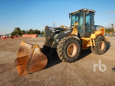 2014 JOHN DEERE 544K Wheel Loader
