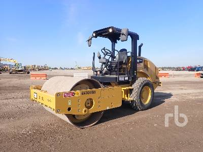 2018 CATERPILLAR CS44B Vibratory Roller
