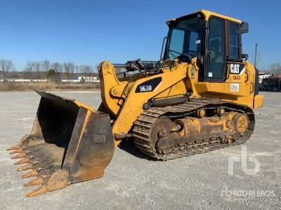 2008 CATERPILLAR 963D Crawler Loader