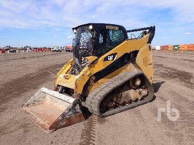 2012 CATERPILLAR 289C2 Compact Track Loader