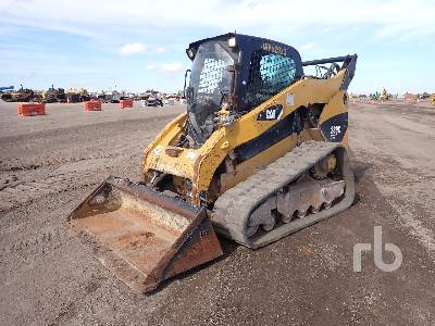 2012 CATERPILLAR 289C Compact Track Loader