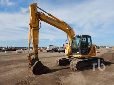 2005 NEW HOLLAND EH130SRLC Hydraulic Excavator