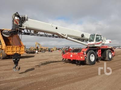 2007 LINK-BELT RTC8065 Series II 65 Ton 4x4x4 Rough Terrain Crane