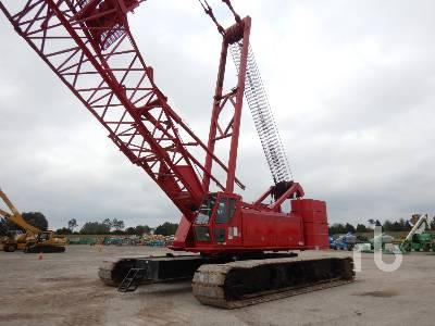 1997 MANITOWOC 888 Series II 230 Ton Self-Erecting Crawler Crane