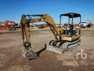 2006 CATERPILLAR 302.5C Mini Excavator (1 - 4.9 Tons)