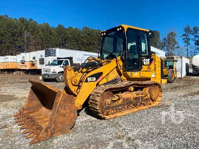 2014 CATERPILLAR 953D Crawler Loader