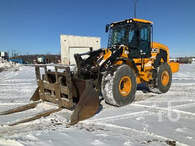2017 JCB Wheel Loader