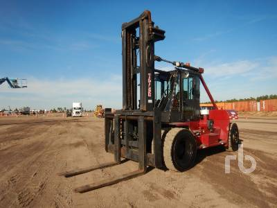 2002 TAYLOR THD300M 30000 Lb Forklift