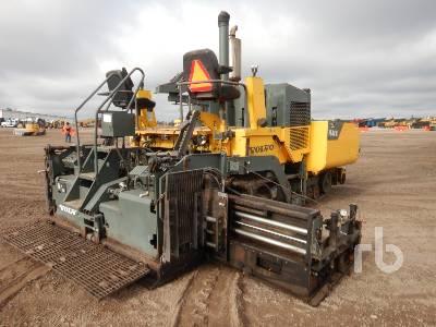 2012 VOLVO PF4410 Crawler Asphalt Paver