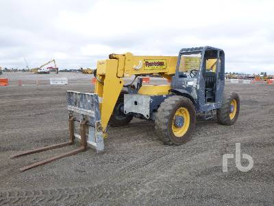 2005 GEHL RS6-42 6600 Lb 4x4x4 Telescopic Forklift