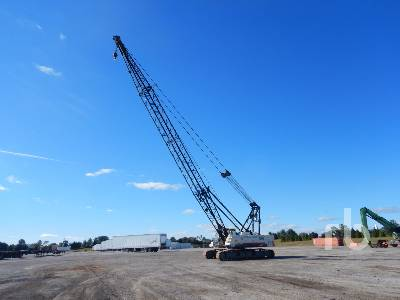 2005 AMERICAN/TEREX HC80 80 Ton Crawler Crane