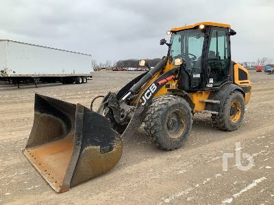 2018 JCB 409-T4 Wheel Loader
