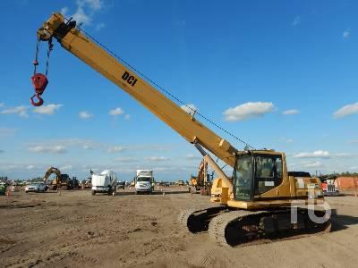 2002 DCI C20-30 30 Ton Crawler Crane