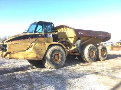 CAT 740 6x6 Articulated Dump Truck