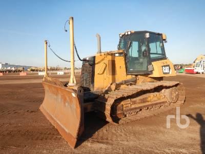 2014 CATERPILLAR D6K2 LGP Crawler Tractor
