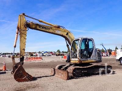 2005 KOBELCO SK115SRDZ-1E Hydraulic Excavator