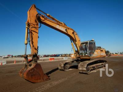 2004 CASE CX290 Hydraulic Excavator