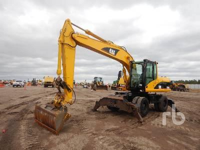 2005 CATERPILLAR M318C Mobile Excavator