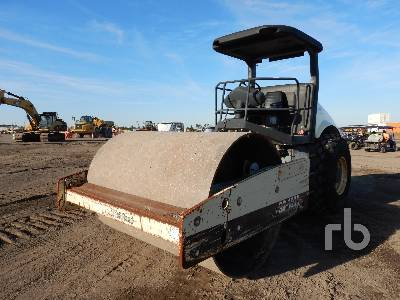 2003 INGERSOLL-RAND SD100D TF Vibratory Roller