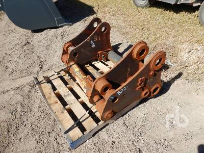 ACS Wheel Loader Coupler Wheel Loader Attachment - Other