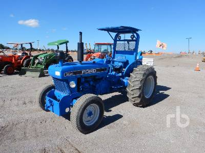 FORD 3230 2WD Utility Tractor