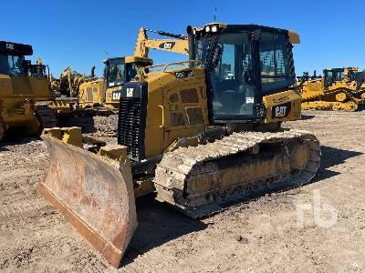 2016 CATERPILLAR D5K2 LGP Hystat Crawler Tractor