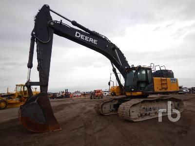 2018 JOHN DEERE 470G LC Hydraulic Excavator