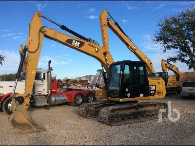 2018 CATERPILLAR 313F L GC Hydraulic Excavator