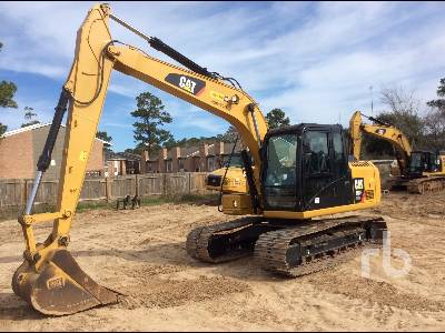 2017 CATERPILLAR 313F L GC Hydraulic Excavator