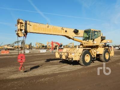2000 GROVE RT530E 30 Ton Rough Terrain Crane